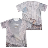 Yes Relayers Sub (Front/Back Print) Adult Sublimated T-Shirt White