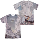 Yes Relayers Sub (Front/Back Print) Adult Sublimated Crew T-Shirt White