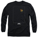 2001 A Space Odyssey Float Adult Long Sleeve T-Shirt Black