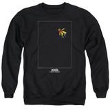 2001 A Space Odyssey Float Adult Crewneck Sweatshirt Black