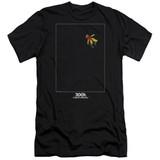 2001 A Space Odyssey Float Premium Adult 30/1 T-Shirt Black