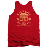 A Christmas Story Chop Suey Palace Co Adult Tank Top T-Shirt Red