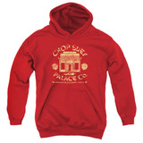 A Christmas Story Chop Suey Palace Co Youth Pullover Hoodie Sweatshirt Red