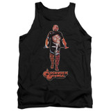A Clockwork Orange Poster Silhouette Adult Tank Top T-Shirt Black