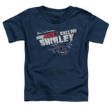 Airplane Don't Call Me Shirley Toddler T-Shirt Navy