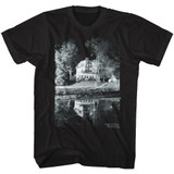 Amityville Horror Good Night Classic Black Adult T-Shirt