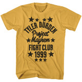 Fight Club Durden Ginger Adult T-Shirt