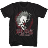 Killer Klowns From Outer Space Tasty Black Adult T-Shirt
