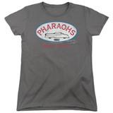 American Graffiti Pharaohs Women's T-Shirt Charcoal