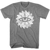 Far Cry Saw Eye Graphite Heather Adult T-Shirt
