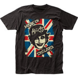 The Adicts Made In England Classic Fitted Jersey T-Shirt