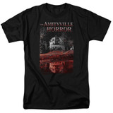 Amityville Horror Cold Blood Adult 18/1 T-Shirt Black