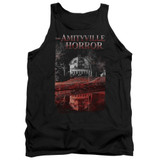 Amityville Horror Cold Blood Adult Tank Top T-Shirt Black