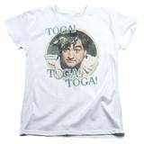 Animal House Toga Women's T-Shirt White