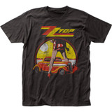 ZZ Top Legs Classic Fitted Jersey T-Shirt