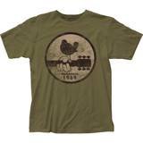 Woodstock 1969 Classic Fitted Jersey T-Shirt