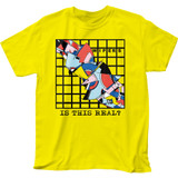 Wipers Is This Real? Adult T-Shirt