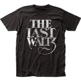 The Band The Last Waltz Classic Fitted Jersey T-Shirt