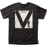 The Vibrators Pure Mania Adult T-Shirt