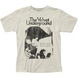 Velvet Underground White Light/White Heat Classic Fitted Jersey T-Shirt