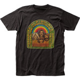 Creedence Clearwater Revival In Concert Fitted Jersey T-Shirt