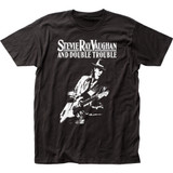 Stevie Ray Vaughan Live Alive Classic Fitted Jersey T-Shirt