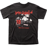 Social Distortion Mainliner Album Adult T-Shirt