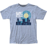 Elliott Smith New Moon Fitted Jersey T-Shirt