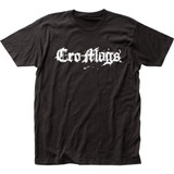Cro-Mags Logo Fitted Jersey Classic T-Shirt