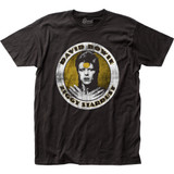 David Bowie Ziggy Stardust Fitted Jersey Classic T-Shirt
