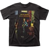 David Bowie Ziggy Plays Guitar Adult Classic T-Shirt