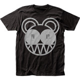 Radiohead Bear Classic Organic Fitted Jersey T-Shirt