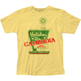 Dead Kennedys Holiday In Cambodia Classic Fitted Jersey T-Shirt