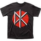 Dead Kennedys Logo w/ Back Print Classic Adult T-Shirt