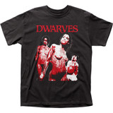 Dwarves Blood, Guts and Pussy Adult T-Shirt