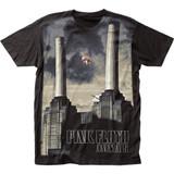 Pink Floyd Animals Classic Big Print Subway T-Shirt