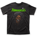 Funkadelic Free Your Mind Adult Classic T-Shirt