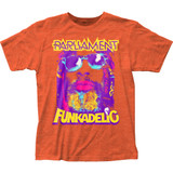 George Clinton P-Funk Fitted Jersey Classic T-Shirt