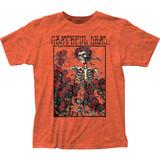 Grateful Dead Bertha Fitted Jersey Classic T-Shirt