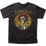 Grateful Dead Grateful Skull Adult Classic T-Shirt