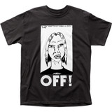OFF! First Four EPs Adult T-Shirt