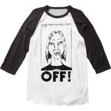 OFF! First Four EPs Baseball Jersey T-Shirt