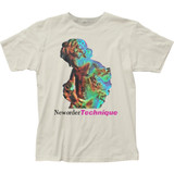 New Order Technique Classic Fitted Jersey T-Shirt