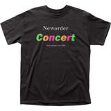 New Order Concert Classic Adult T-Shirt