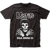 Misfits Walk Among Us Classic Fitted Jersey T-Shirt