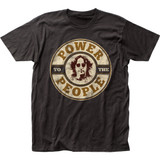 John Lennon Power to the People Classic Fitted Jersey T-Shirt