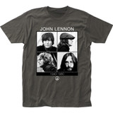 John Lennon 1940-1980 Classic Fitted Jersey T-Shirt