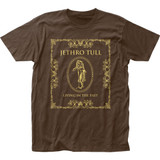 Jethro Tull Living in the Past Classic Fitted Jersey T-Shirt