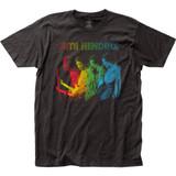 Jimi Hendrix Rainbow Classic Fitted Jersey T-Shirt