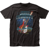 John Fogerty Bad Moon Rising Classic Fitted Jersey T-Shirt